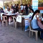 PESO nagsagawa ng job fair sa Brgy. Maahas